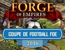 La fête du football dans Forge of Empires