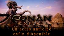 Conan Exiles, l'alpha en early access enfin disponible
