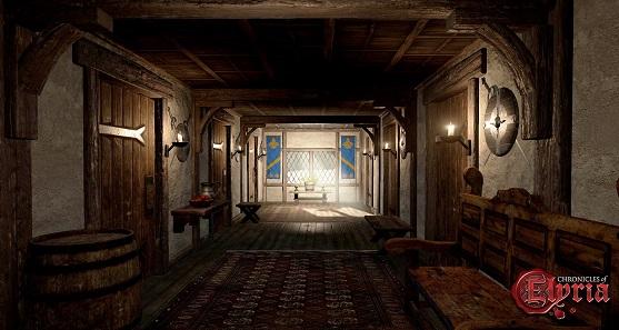 Chronicle of Elyria intérieur de maison