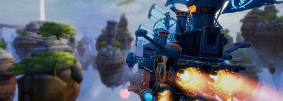 Cloud Pirates le MMO aérien gratuit