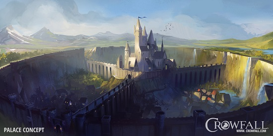 Crowfall univers