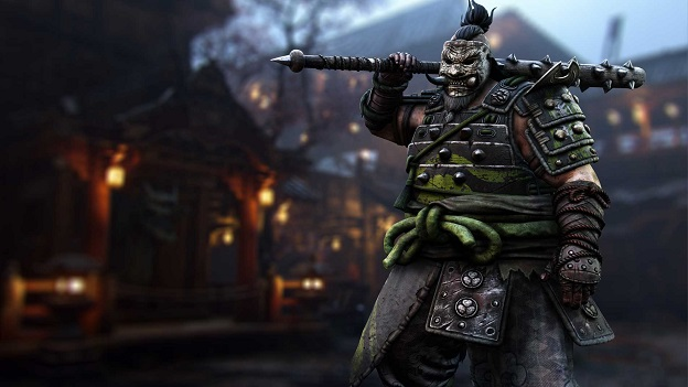 For honor le héros shugoki