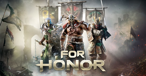 For honor le tps d'action d'ubisoft