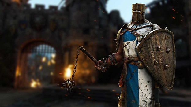 For honor le héros fléau