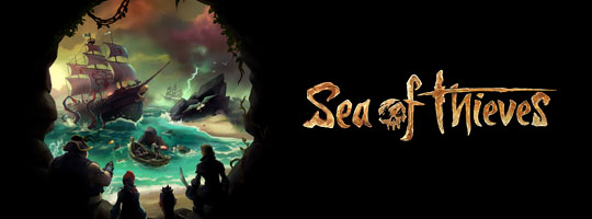 Sea of Thieves MMO de pirates