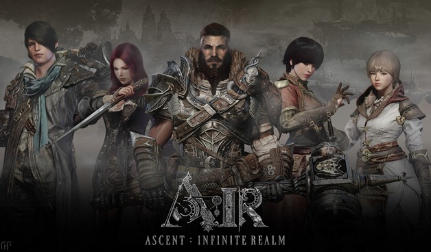 ascent infinite realm mmorpg steampunk