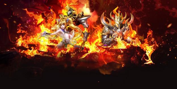 MMORPG chevalier du dragon gratuit par navigateur