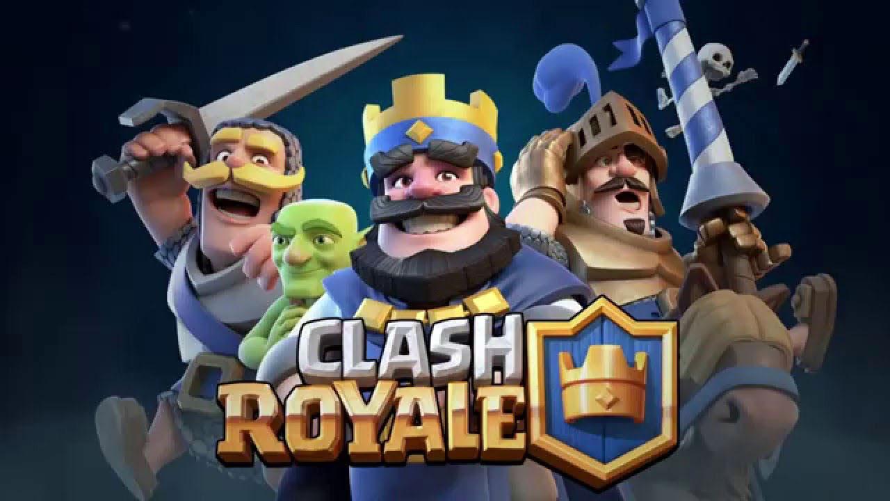 MOBA clash royale