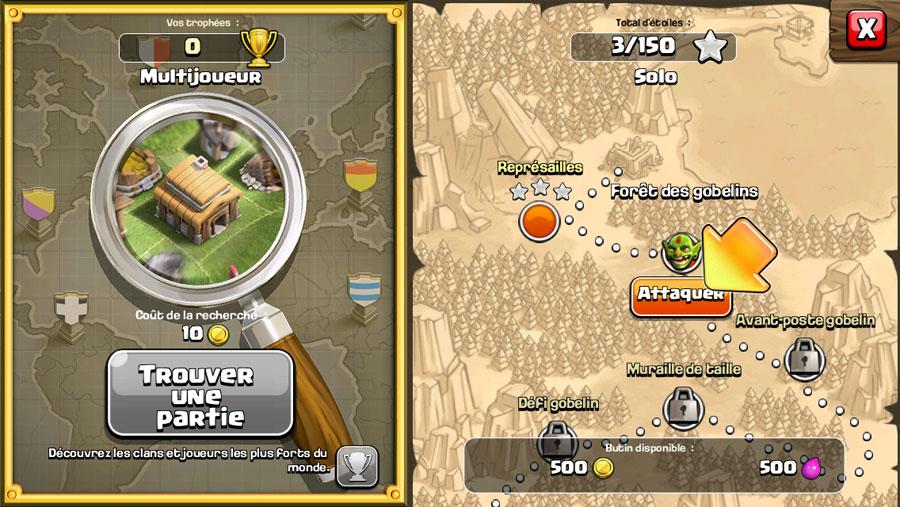 Clash of clans - jouez gratuitement