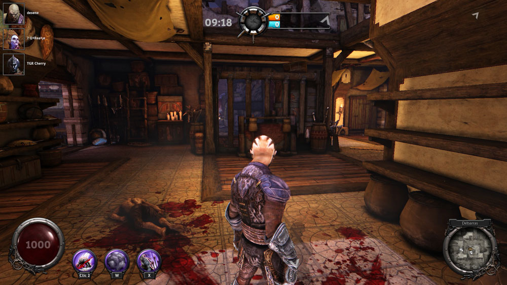screeshot nosgoth