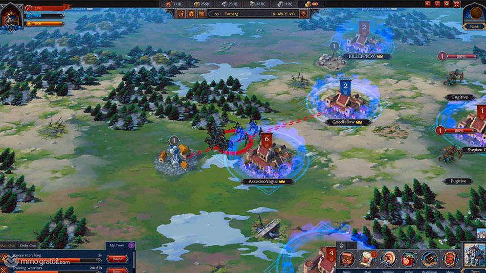 Jeux à télécharger - MMORPG et MMO à télécharger