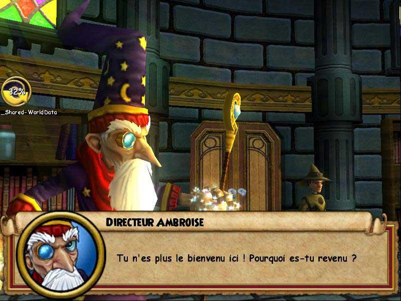 wizard101 en francais