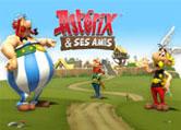 Jouer � Asterix et ses amis