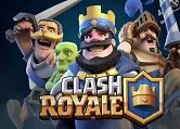 Jouer à Clash royale