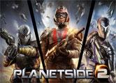 Jouer à Planetside 2